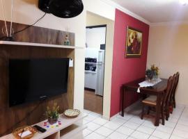 Residencial Tapajós, apartment in Campo Grande