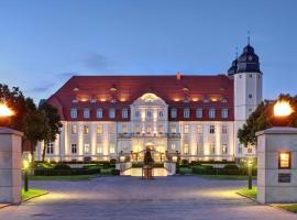 SCHLOSS Fleesensee, Hotel in Göhren-Lebbin
