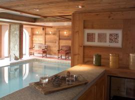 Alliey & Spa Piscine, Hotel in Le Monêtier-les-Bains