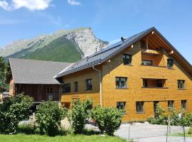 Bauernhof Dünser, hotel in Au im Bregenzerwald