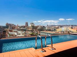 Negresco Princess 4* Sup, hotel in Barcelona