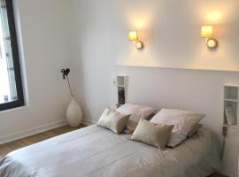 Passage du Saumon, apartment in Montrichard