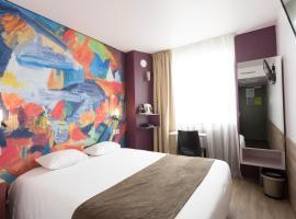 The Originals City, Hôtel Codalysa, Torcy (Inter-Hotel), hotel cerca de Disneyland París, Torcy