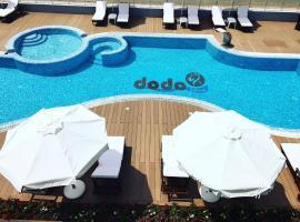 Hotel Dodo Beach, отель в Китене