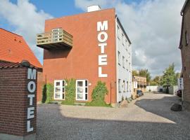 Motel Apartments, motel i Tønder