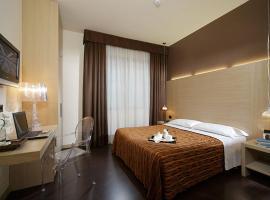 Hotel Paris, hotel a Mestre