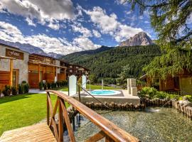 Hotel Fanes, отель в Сельва-ди-Валь-Гардена