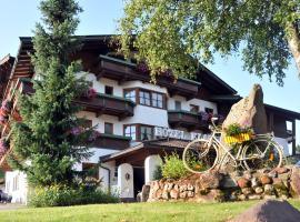 Sport und Familienhotel Klausen, отель в городе Кирхберг-ин-Тироль