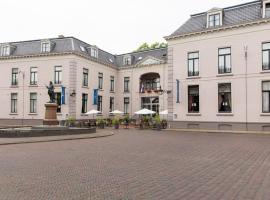 Fletcher Hotel Paleis Stadhouderlijk Hof, hotel in Leeuwarden