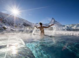 Riffelalp Resort 2222m, Ski-in Ski-out, hotel near Findelbahn, Zermatt