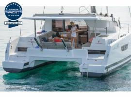 Cannes Catamaran and Special Events, boat in Cannes
