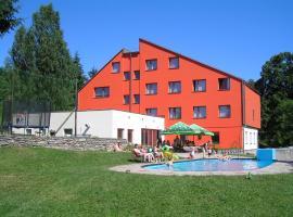 Hotel Na Trojce, hotel v destinaci Wüst-Seibersdorf