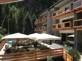 Hotel Le Cime, Hotel in Val Masino