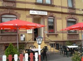 Hotel- Zur Schönbach, Hotel in Saarbrücken