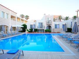 Maravel Star Art Hotel, hotel u gradu Adelianos Kampos