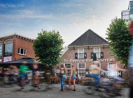 Stads Hotel Boerland, hotel in Emmen