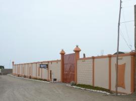 Motel Sahara Suites, budget hotel in Barranca