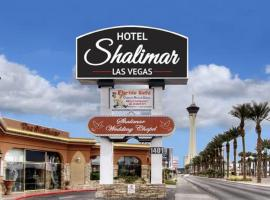 Shalimar Hotel of Las Vegas, motel in Las Vegas
