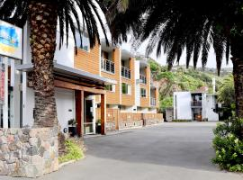 Sumner Bay Motel, motel in Christchurch