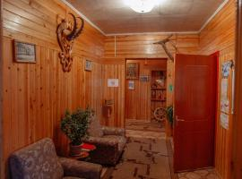Hotel Enirest, hotel in Karakol