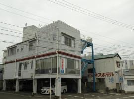 ビジネスホテル民宿港、徳島市のホテル