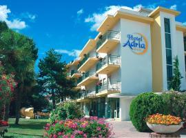 Hotel Adria, hotel v Lignanu Sabbiadoru