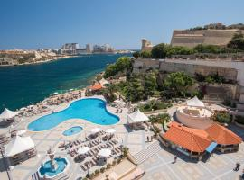 Grand Hotel Excelsior, hotel near Malta International Airport - MLA,