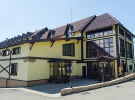 Gostiniy Dvor Altay, family hotel in Gorno-Altaysk