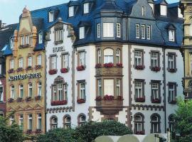 Altstadt-Hotel, hotel near Europahalle, Trier