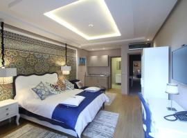MyLoft Anfa, serviced apartment in Casablanca