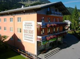 Pension Elisabeth, hotel near Edtlift, Russbach am Pass Gschütt