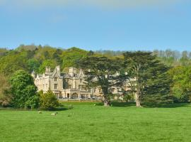 Dumbleton Hall Hotel, country house in Broadway