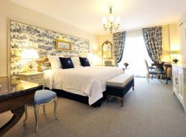 Auberge du Jeu de Paume, hôtel à Chantilly près de: Parc Astérix