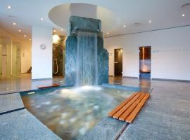 Hotel Steinbock Pontresina, hotel in Pontresina