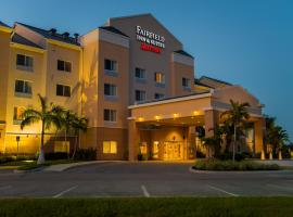 Fairfield Inn & Suites by Marriott Venice, hotel near Warm Mineral Springs, Venice