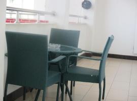 Hotel Chez Wou, hotel in Luanda