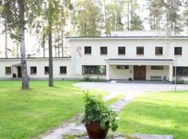 Art Hotel Honkahovi, hotelli Mäntässä