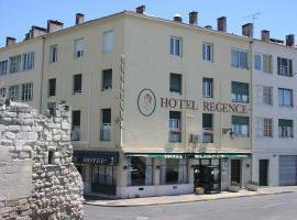 Le Régence, отель в Арле
