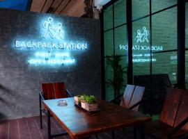 Backpack Station, hostel in Bangkok
