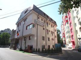 Hotel Basarab, hotel din București