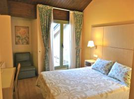 Hotel Nice, hotel a la Seu d'Urgell