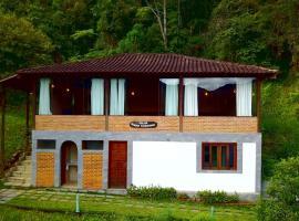 Spa e Hotel Fazenda Gaura Mandir, spa hotel in Teresópolis