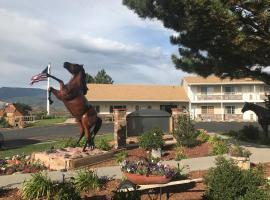 Broken Spur Inn & Steakhouse, hotel poblíž významného místa Capital Reef National Park, Torrey