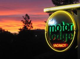 The Motor Lodge, motel in Prescott