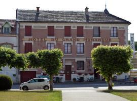 Hotel du Grand Monarque, hotel in Varennes-en-Argonne
