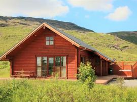 Geysir - Modern Log Cabin, Geysir, Reykholt, hótel í nágrenninu