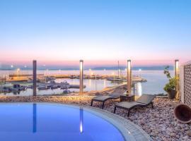 Cabo Verde Hotel, hôtel à Mati près de: Aéroport international Elefthérios-Venizélos d'Athènes - ATH