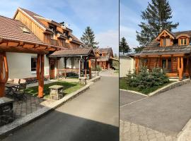 Privat Kamzik, hotel near Black Stork Golf Club, Veľká Lomnica