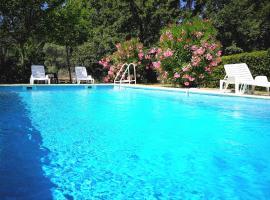 Au Bien Etre, hotel near Barbaroux Golf Course, Villecroze