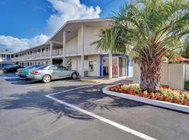 Motel 6-Santa Rosa, CA - South, hotel in Santa Rosa